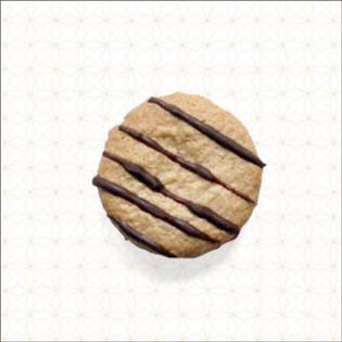 Rezept für Plätzchen: Haselnuss-Japonais