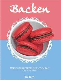 Backbuch von Cathérine Jamin: Backen