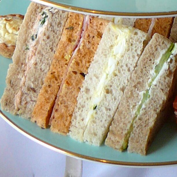 Rezept von Tamara Hänggli: Schinken-Sandwich
