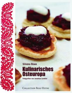 Kochbuch von Silvena Rowe: Kulinarisches Osteuropa
