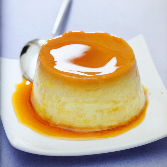 Rezept von Annemarie Wildeisen und Florina Manz: Crème caramel