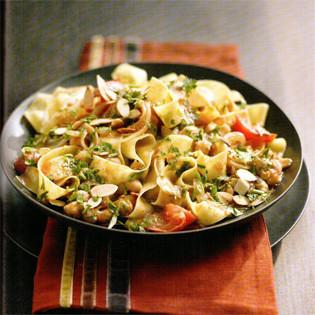 Rezept von Gino D'Acampo: Marokkanische Pasta