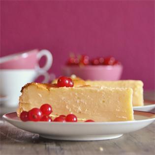 """Rezept aus """"Heimwehküche"""": Käsekuchen"""