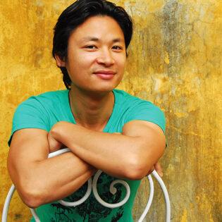 Kochbuchautor Luke Nguyen