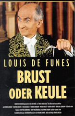 Film: Louis de Funès – Brust oder Keule