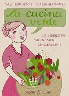 Kochbuch von Carlo Bernasconi: La cucina verde