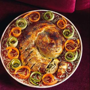 Rezept von von Ali Bicer: Gemüse-Börek