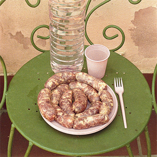 Rezept von Cettina Vicenzino: Sasizza 'ccu finuchiu – Fenchelbratwurst