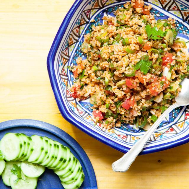 Rezept von Gabi Kopp: Kisir – Bulgur-Salat aus Sivas