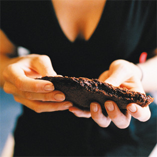 Rezept von Julie Andrieu: Baskischer Schokoladenkuchen