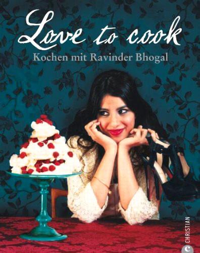 Kochbuch von Ravinder Bhogal: Love to cook