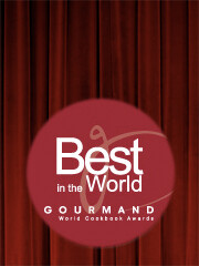 Kochbuch Award: World Cookbook Awards 2011