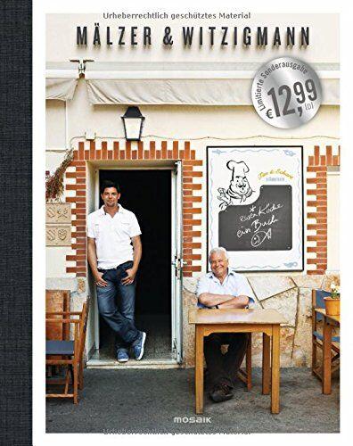 Kochbuch von Mälzer & Witzigmann: Zwei Köche – ein Buch