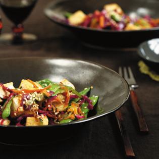Rezept von Sophie Dahl: Lilys Wokgemüse mit Tofu