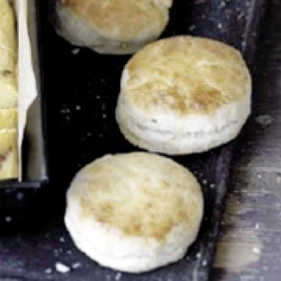 Rezept von Tanja Dusy: Kräuterscones