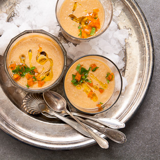 Rezept von Jamie Oliver: Spanische Gazpacho