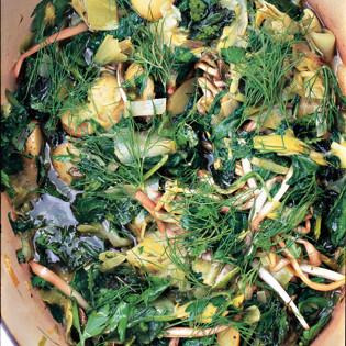 Rezept von Diana Henry: Griechische Kartoffeln