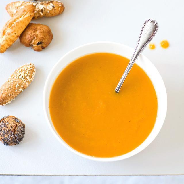 Rezept von Ann-Catherine Bley: Karottencremesuppe