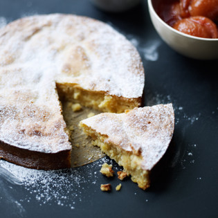 Rezept von Lucas Hollweg: Passt-zu-allem-Kuchen