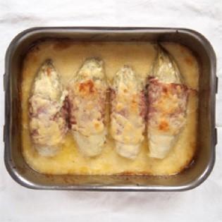 Rezept aus Der Silberlöffel: Überbackener Chicorée