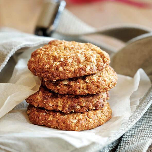 Rezept von Tamara Hänggli: Armee-Biscuits