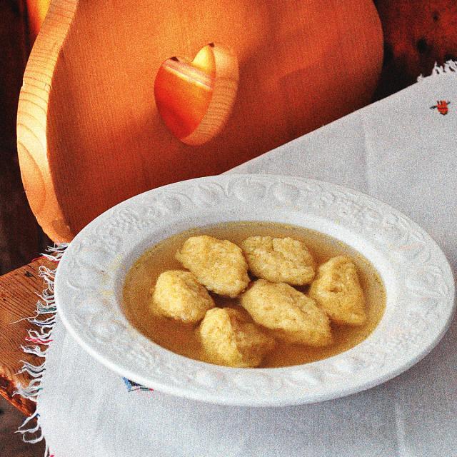 Rezept von Mali Höller: Butternockensuppe