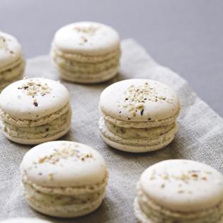 Rezept von José Maréchal: Haselnuss-Macarons mit Butterkaramell