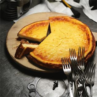 Rezept von Christoph Bürge: Cheese Cake