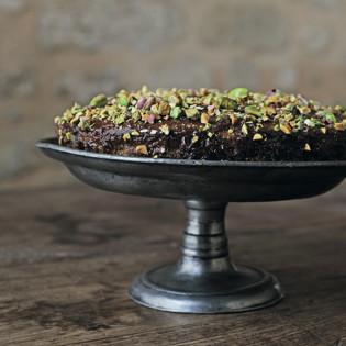 Rezept von Clodagh McKenna: Pistazienkuchen