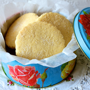 Rezept von Carolyn & Chris Caldicott: Shortbread