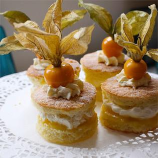 Rezept von Carolyn & Chris Caldicott: Lemon Drops