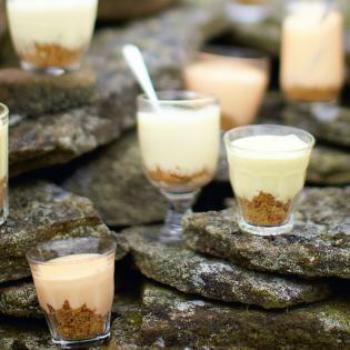 Rezept von Jamie Oliver: Zitruscremedessert