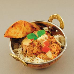 Rezept von Martina Lessing: Chicken Tikka Masala