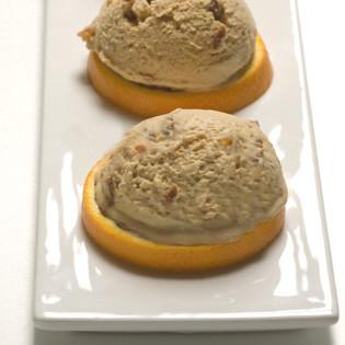 Rezept von Caroline und Robin Weir: Seville Orange Marmalade Ice Cream