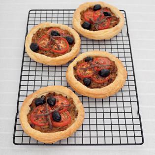 Rezept von Jane Hornby: Tomatentartes Pissaladière