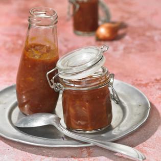 Rezept aus Vegetarisch grillen: Barbecuesauce mit Aprikosen