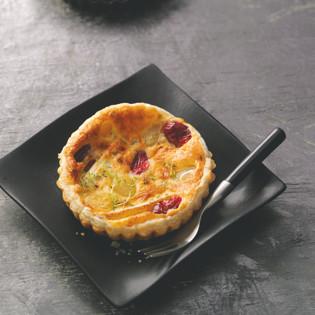 Rezept von Christiane Steinfeld: Birnen-Trauben-Tartes