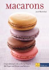 Backbuch von José Maréchal: Macarons