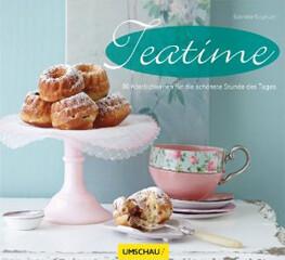 Kochbuch von Gabriele Gugetzer: Teatime – 80 Köstlichkeiten