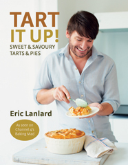Backbuch von Eric Lanlard: Tarte it up! (engl.)