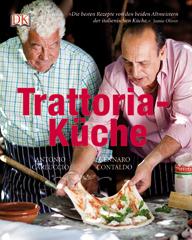 Kochbuch von Antonio Carluccio und Gennaro Contaldo: Trattoria-Küche