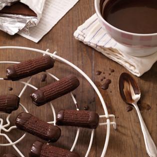 Rezept von Silke Kobr: Nougatstangen