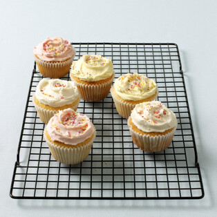 Rezept von Jane Hornby: Cupcakes mit Buttercreme