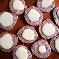 Rezept aus Die alte Wiener Küche: Butterbrötchen