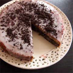 Rezept aus Die alte Wiener Küche: Mohntorte Tante Fränzchen