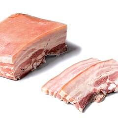Rezept von Bernhard Gahm: Schweinebauch gepökelt und gegart