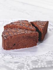 Rezept von Annemarie Wildeisen und Florina Manz: Lützelflüher Schokoladentorte