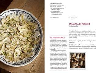 Rezept von Antonio Carluccio und Gennaro Contaldo: Insalata di porcini