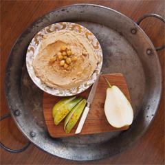 Rezept von Sally Butcher: Süßer Hummus