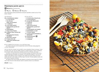 Rezept aus Vegan kochen: Provenzalische Socca • Valentinas-Kochbuch.de